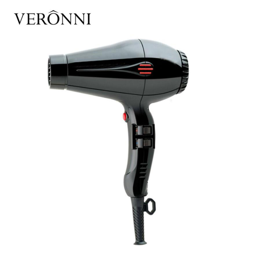 Professional Hair dryer 3800 BLACK Ceramic Ionic Super Compact Hairdryer EU Plug Brand New in BoxProfessional Hair dryer 3800 BLACK Ceramic Ionic Super Compact Hairdryer EU Plug Brand New in Box