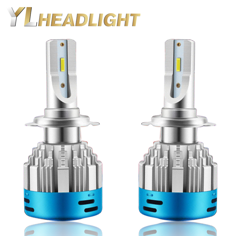 LARATH nouveauté 527D H7 LED Voiture Phare H4 Automobile Lampe 30 W 3300LM H1 H8 H11 9005 9004 9007 H3 LED Voiture Lampe de Brouillard