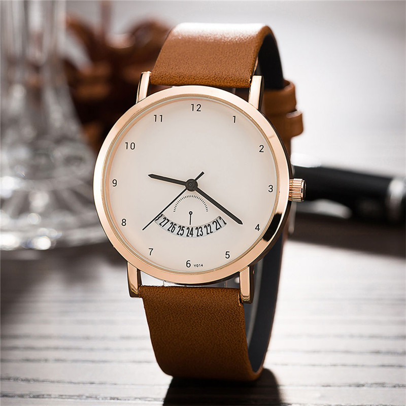 Lovers Watch for men and women Casual Leather Mens Watches top brand luxury Simples Unisex Quartz wrist Watches Mens Clock 45Lovers Watch for men and women Casual Leather Mens Watches top brand luxury Simples Unisex Quartz wrist Watches Mens Clock 45