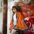Nueva marca de Moda Casual Cálido Chal de Cachemira Bufanda Larga Primavera Otoño Invierno Gruesa Manta Bufanda Mujeres Bufandas Pashmina