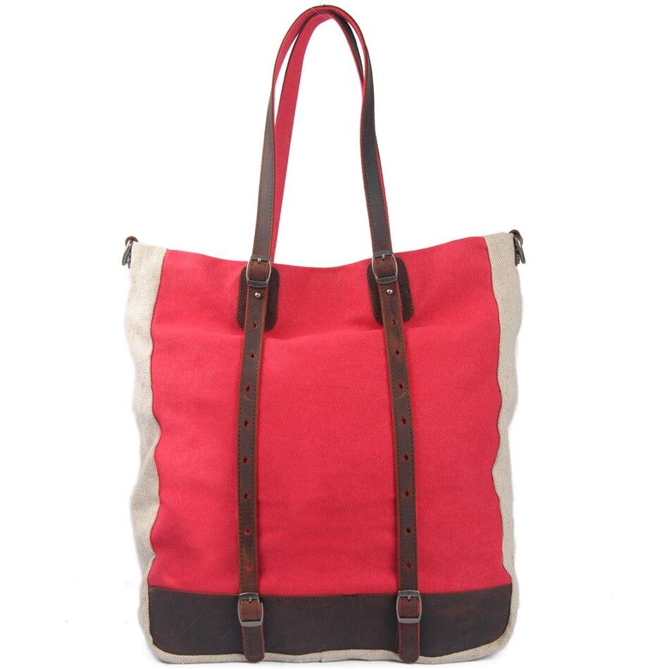 ФОТО KEYTREND 2016 Large Capacity Canvas Shoulder Bag Handbag For Women And Ladies KSB063