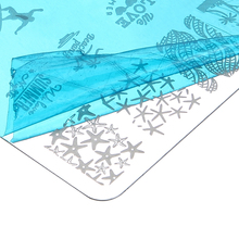 20 Styles Nail Art Stamp Stamping Image Plate 6cm*12cm Stainless Steel Nail Stamper Template Transfer Stencil Manicure Tool