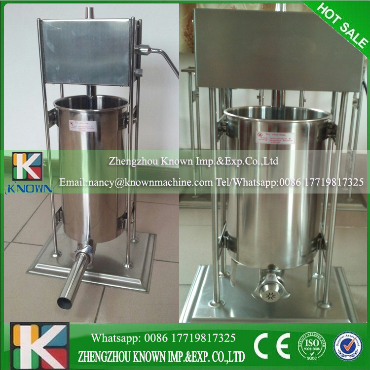 Snack Machine 2 Liter Churros maker Churros Machine Churrera Maker with three nozzle 12l automatic churros machine maker spanish snacks latin fruit machine