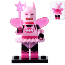 DR.TONG 2017 Batman Movie Super Heroes Firgures Batman Iron MAN Deadpool Avengers Harley Quinn JOKER Mini Building Block ToyS