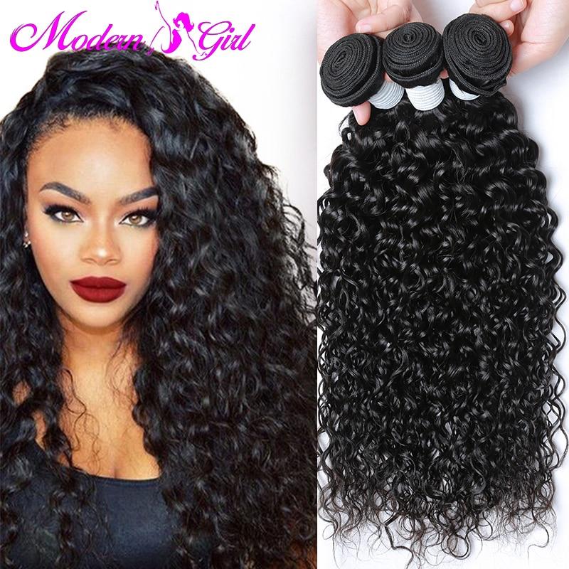 Brazilian Water Wave Virgin Hair 4 Bundles 7a Brazilian Virgin Hair