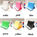 Universal adjustable Foldable Desk Tablet Mobile Phone Stand Holder for Tablet and Smartphone Mount Support for iPhone/iPad