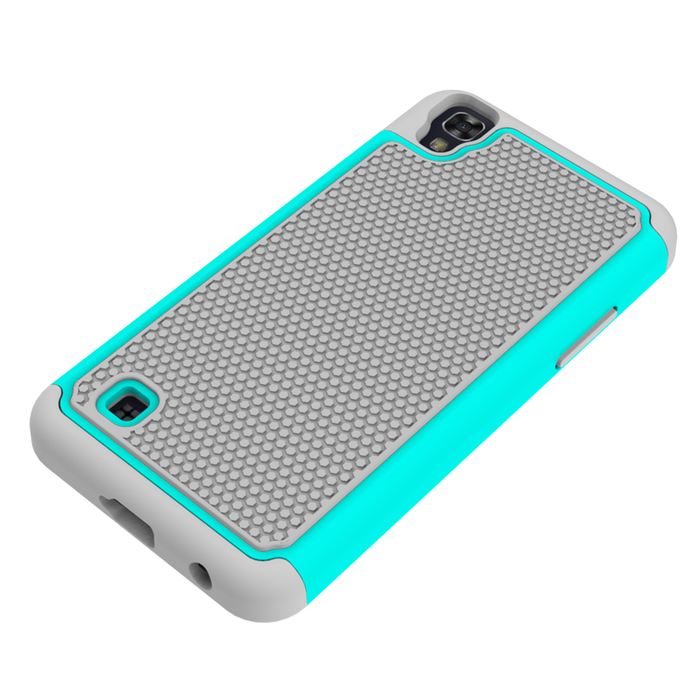 the best attitude e20eb cfc3d For LG X power LGK210 LGE973 LS755 Case Ball like Skin PC+Silicon  Combination Case for LG X power LGK220DS US610 K450 Coque on Aliexpress.com    ...