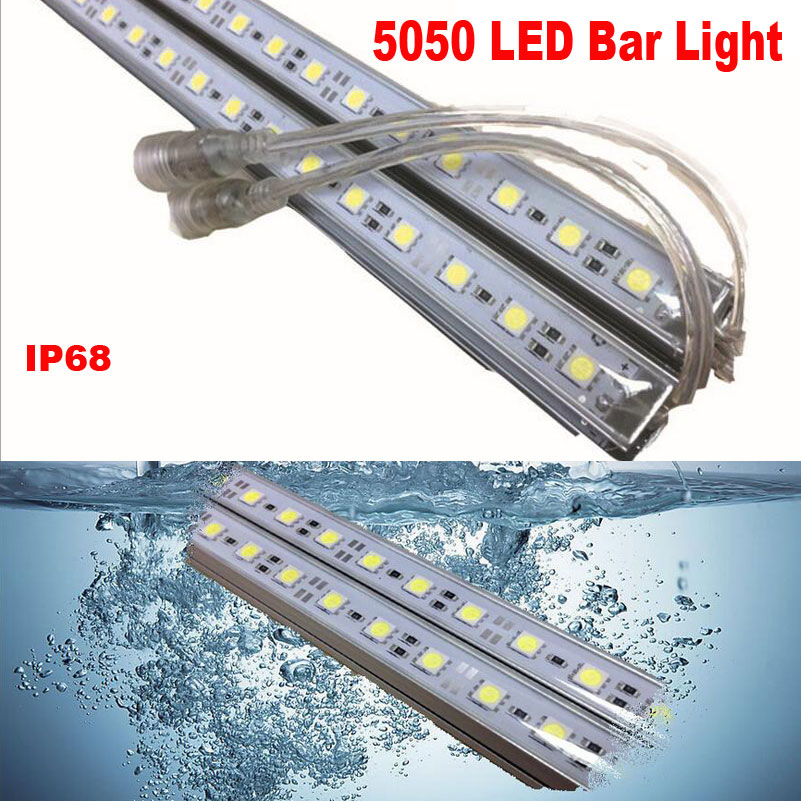 Led outdoor lamp waterproof ip68 led light bar 5050 12v - Led light bulbs for exterior use ...