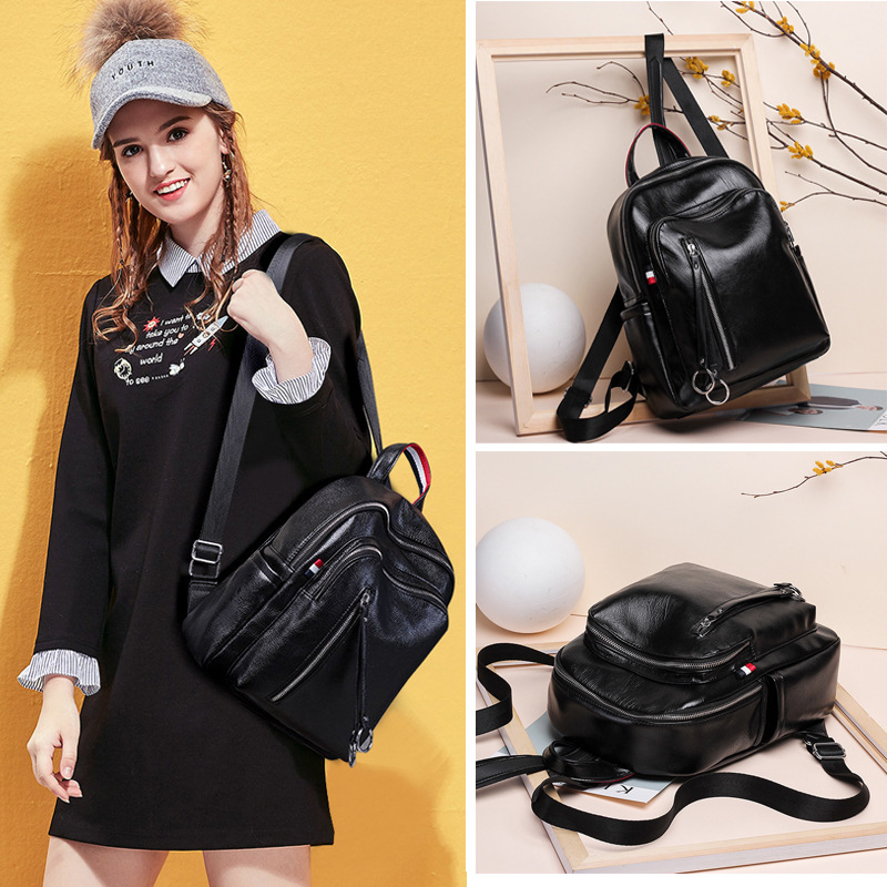2018 New Hot Fashion Causal Backpack for Women Ladies Casual School Bag Backpack Traveling Backpack Mochila Mujer