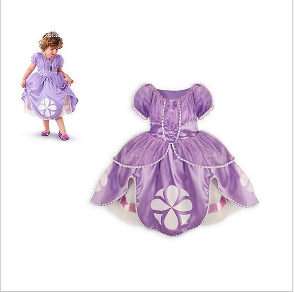 Beautiful Sofia The First Birthday Party Dress Motif - Wedding Ideas ...