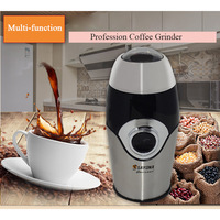 Multifunction Stainless Steel Grain Grinder Household Electric Profession Coffee Grinder Grain Mill 220V