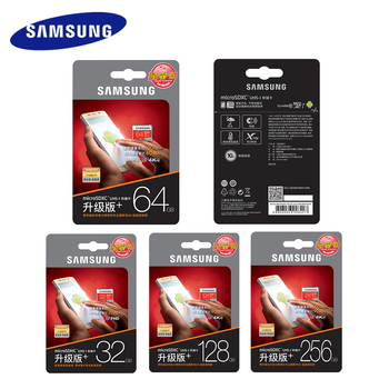 100% Original Samsung Micro SD Card 32gb/64gb/128gb/256gb memory card 80Mb/s for samrtphone Class10 TF SD Card 32g/64g/128g 1