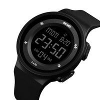 SKMEI Watch Men Outdoor Sports Watches Fashion Silicone Waterproof LED Digital Watch Men Clock Man Relogio Masculino 1445