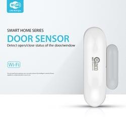 НЕО COOLCAM NAS-DS01W Wi Fi двери, окна сенсор, приложение уведомления оповещения, не дорогой концентратор требуется