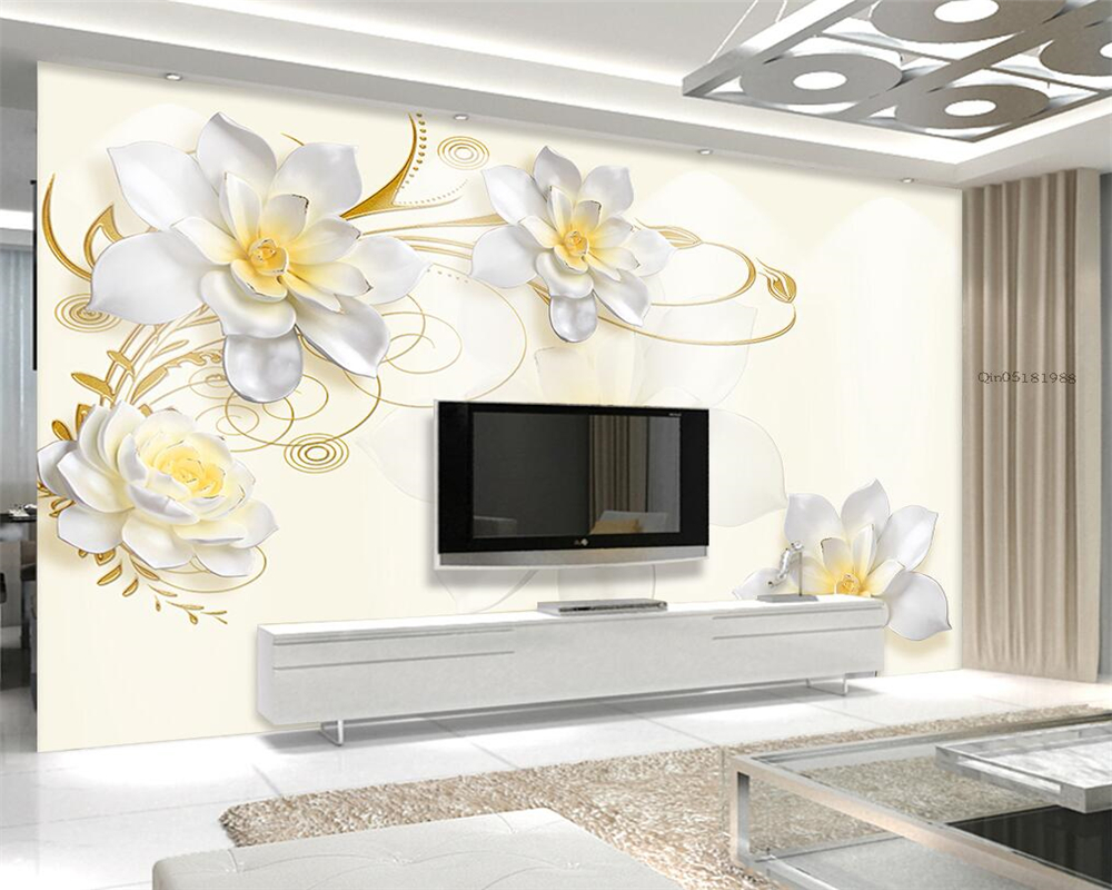 Beibehang 3 d custom wallpaper home decoration wallpaper for Wallpaper home renovation