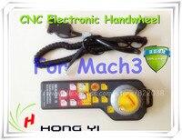 MACH3 CNC USB Electronic Handwheel Manual Controller MODBUS MPG For ModsMach3
