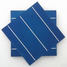 solar panel cell 4.3W/pc A 156mm polycrystalline Poly solar cell  6×6 with enough PV Ribbon (100m solar tab wire+5m busbar wire)