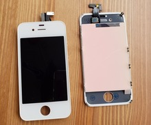 Para iPhone 4G/5G/6G/6S/7G/8G LCD pantalla táctil digitalizador montaje de vidrio producido de fábrica de buena calidad