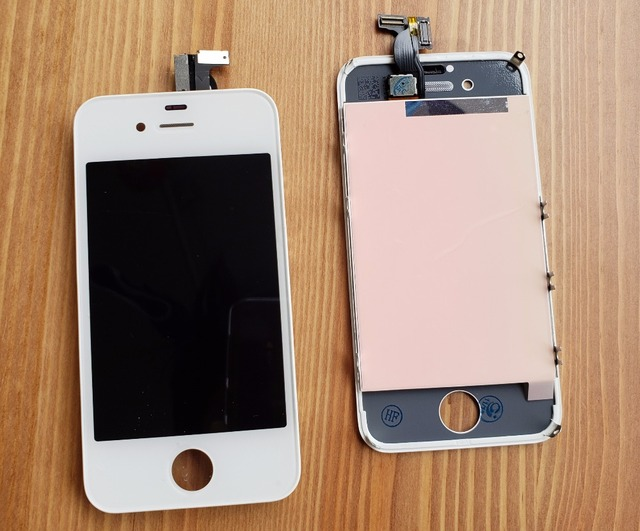 for iPhone 4G/5G/6G/6S/7G/8G  LCD Touch Screen Digitizer Glass Assembly self factory produced GOOD quality
