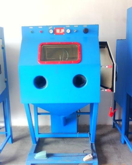 цены  Wet sand blasting machine, wet sandblaster machine