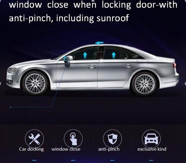 audi obd window closer