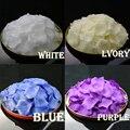 1000 unids / 10 bolsas alta calidad flor color de rosa de boda decoraciones flores artificiales para la decoración Confetti decoración 8 colores barato