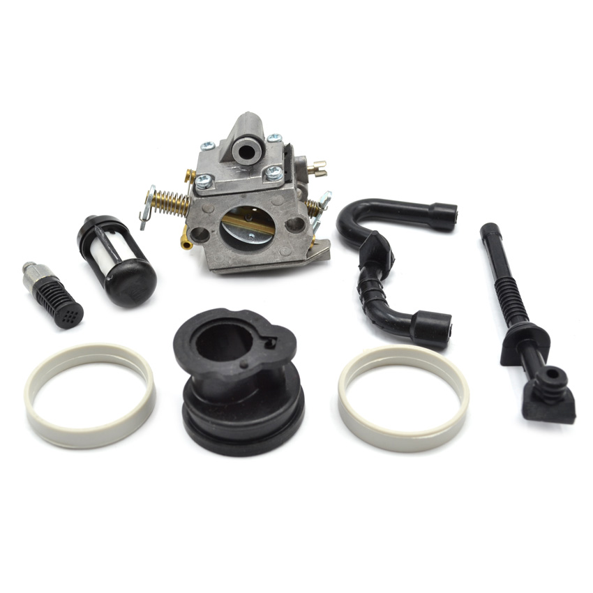 Chainsaw ZAMA Carburetor Fuel Oil Filters Oil Hose Pipes and Manifold Ring Set fit Stihl MS180 170 017 018 подвесной светильник st luce buld sl299 563 01