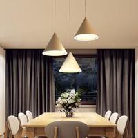 Moderne Led Pendelleuchten Für Wohnzimmer Esszimmer Dekoration Dimmen  Hängen Lampe AC85 ~ 265 V Minimalistische Pendelleuchte