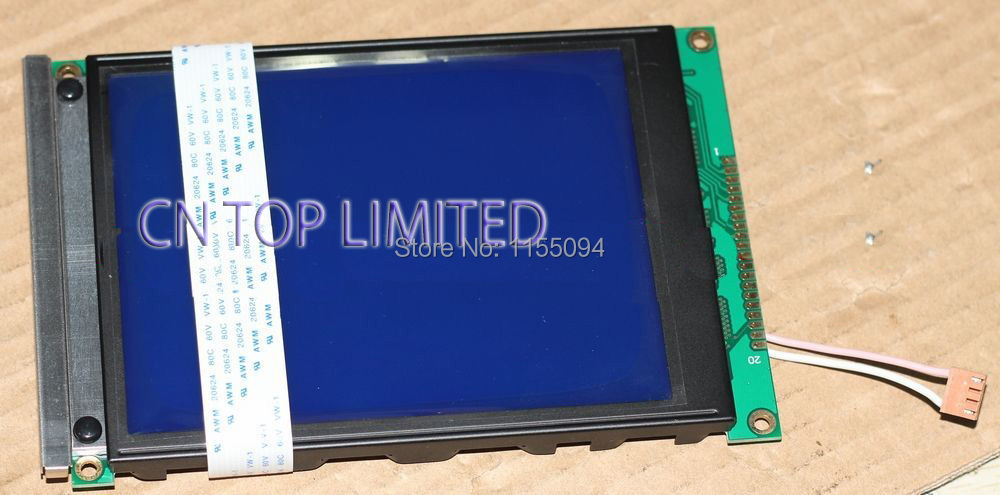ФОТО LCD Screen Display  for DMF50840 DMF-50840NB-FW Injection Machine repair