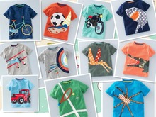 Bike Printed Tshirts For Kids