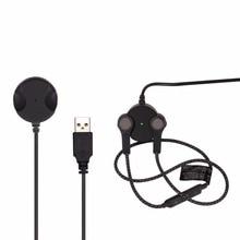 Сменное зарядное устройство колыбель зарядная станция для B & O Play для Bang & Olufsen Beoplay H5 Беспроводной Bluetooth наушники Зарядное устройство