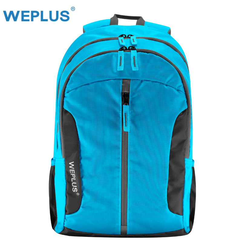 WEPLUS Loptop Backpack Men's Backpacks for Teenager School Shoulder Bag Male Mochila Travel Bagpack Women Reflective Design