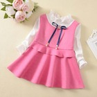 BibiCola Baby Dresses Spring Baby Girl Clothes baby Princess Dress baby girl Clothing newborn ifant birthday party dress clothes