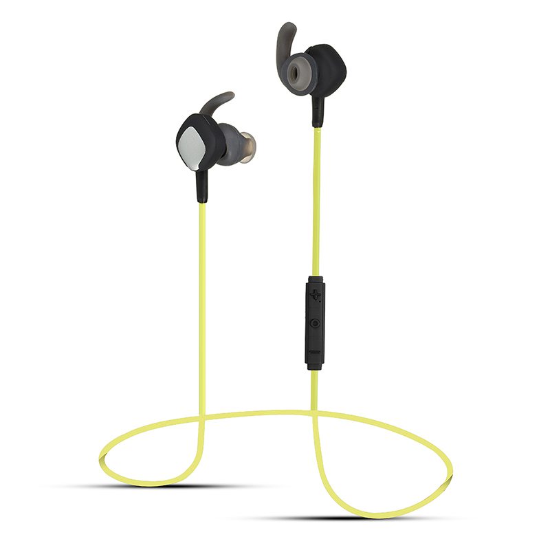 New IPX7 Waterproof Sport Earphone With Mic Bluetooth 4.1 Wireless Magnetic Stereo Earphones For Mobile Phones Universal qkz c6 sport earphone running earphones waterproof mobile headset with microphone stereo mp3 earhook w1 for mp3 smart phones