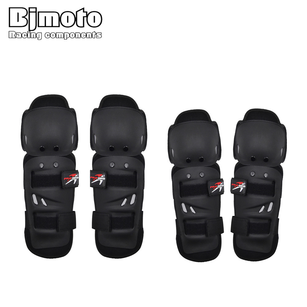 PRO-BIKER Motorcycle Protective kneepad Knee Elbow Pads Protector Moto Racing Safety Guards Motocross Scoyco Gear 23%off