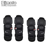 PRO BIKER High Quality Motorcycle Protective Kneepad Knee Elbow Pads Protector Moto Racing Safety Guards Motocross