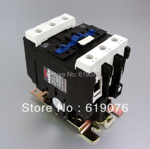 CJX2 8011 Motor Starter Relay  contactor AC   220V  380V 50A Voltage optional LC1-D free shipping high quality motor starter relay cjx2 6511 contactor ac 220v 380v 65a voltage optional lc1 d