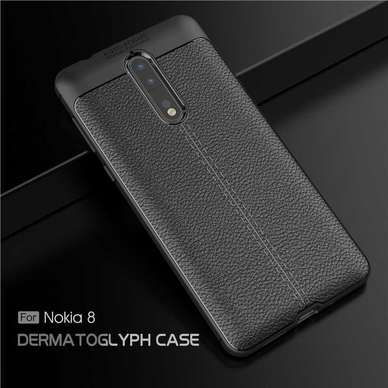 Boys' Shoes Mokoemi Ultra Thin Slim Clear Soft Tpu 5.3for Nokia 8 Case For Nokia 8 Cell Phone Case Cover Kids' Clothes, Shoes & Accs.