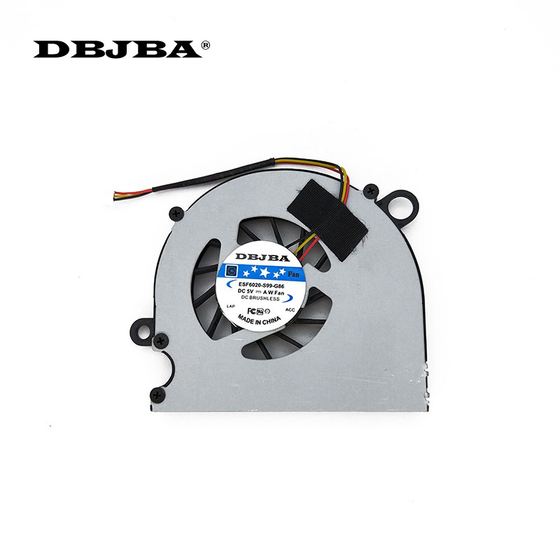 For Toshiba Satellite C655D-S5200 CPU Fan