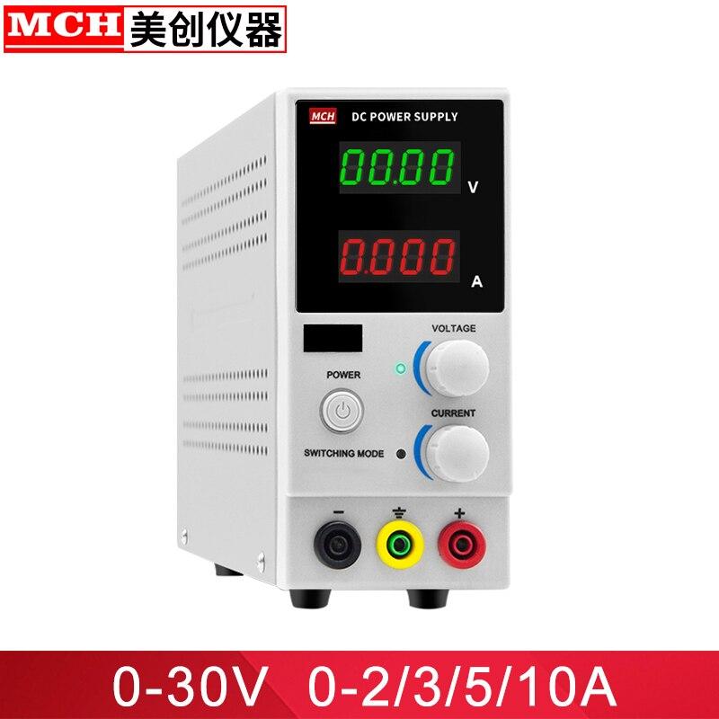 30V 2A 3A 5A 10A Adjustable Mini Switching DC Power Supply 110v/220v Digital Power Supply Benchtop Supply Power Source 110V 220V