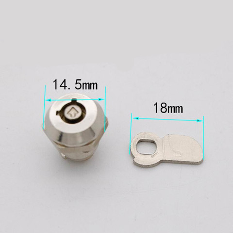 1PCS Security Furniture Locks Hardware Cam Lock For Security Door Cabinet Mailbox Drawer Cupboard Locker With 2 Keys Islamabad