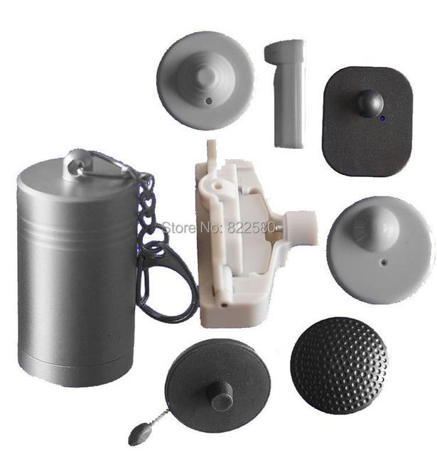 New arrival! Portable Strong Magnetic golf Detacher,Inner force 12000gs hard tag openner eas detacher
