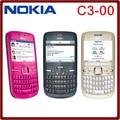 C3 Original Nokia C3-00 WIFI 2MP Bluetooth Jave Unlock Cell Phone freeshipping one year warranty