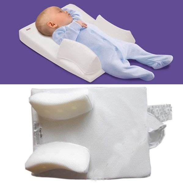 Baby Cribs Pillow Infant Ultimate Vent Sleep Positioners System For Newborn 0 To 4 Month