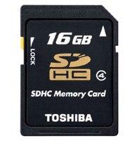 Toshiba SD картой памяти на 16 Гб C4 класс 4 высокого Скорость U4 замок SDHC память 16 ГБ, карта памяти, Tarjetas для цифровой Камера новая дешевая