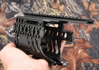 Tactical Mini 14 picatinny Rails Handguard system Aluminium hunting shooting R4281