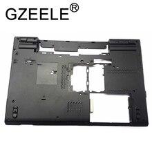 GZEELE новый для Lenovo ThinkPad в 04W1673 с T520 T520i w520 разрешения Нижнем ноутбуке корпуса Пластик 0A93520 15.6 основание нижнюю крышку