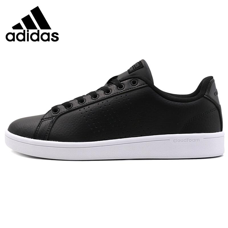 Original New Arrival 2017 Adidas  NEO Label ADVANTAGE CLEAN  Men's  Skateboarding Shoes Sneakers adidas original new arrival official neo women s knitted pants breathable elatstic waist sportswear bs4904