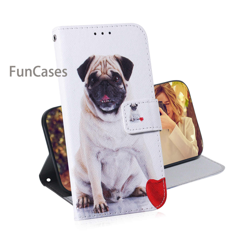 Mobiel Covers Voor Para Huawei Y9 2019 Mooie Mobiele Telefoon Case Wallet Flip Case Sfor Ajax Huawei Cover Genieten 9 plus Telefoon