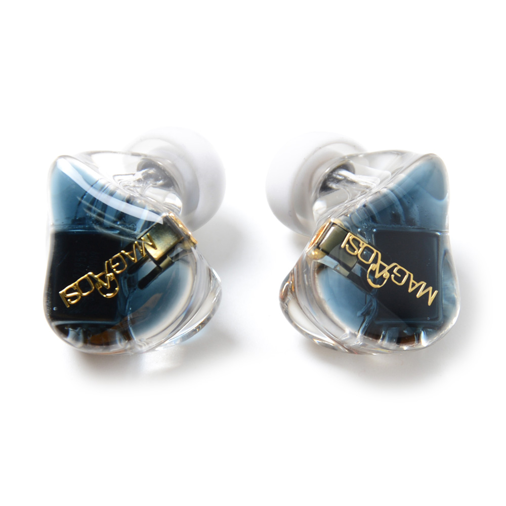 MAGAOSI K5 5BA Drive In Ear Earphone 5Balanced Armature HIFI Earphone Detachable Detach MMCX Cable Custom